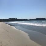 Strand von Onetangi. Gefühlte Kilometer lang, und nur ganz wenig Menschen.