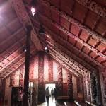 Das Innere des Versammlungshauses