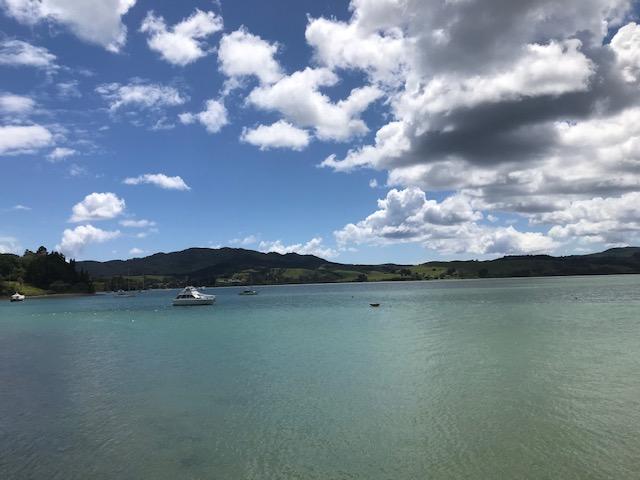 Die Bucht von Mangonui.