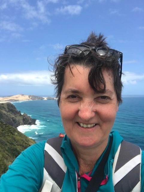 Blick auf die tasmanische See.