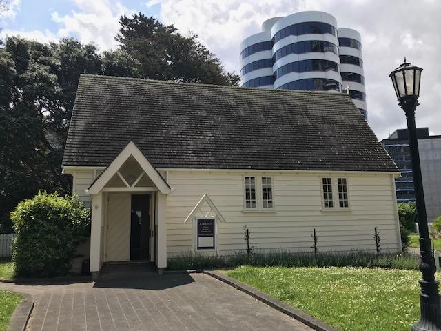 Die alte Kirche