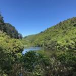 Blick auf das Reservoir