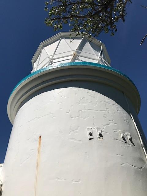 Kleiner Leuchtturm
